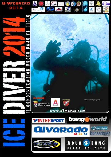 Cartel del Ice-Diver 2014